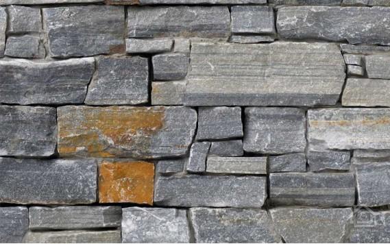 Фасадная панель из камня B&B K2