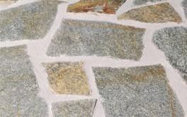 Камень для напольного покрытия B&B  Jolly Grigia 640