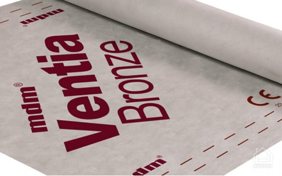 Кровельная мембрана MDM Ventia Bronze