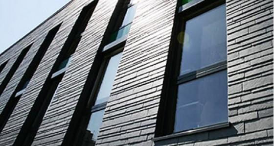 Вентилируемые фасады из натурального сланца
