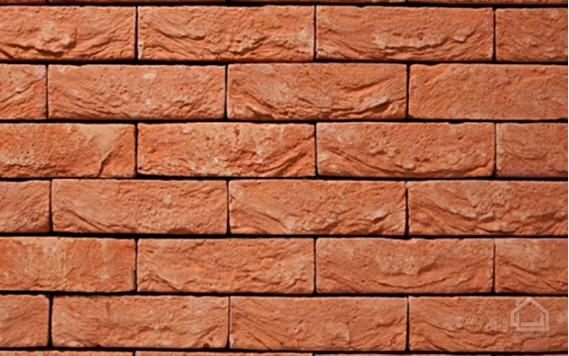 Кирпич ручной формовки Vandersanden 30 Orange