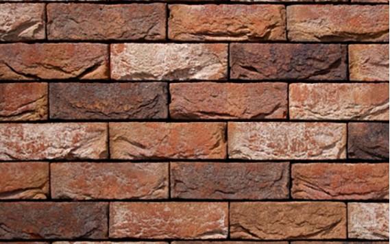 Кирпич ручной формовки Vandersanden 587 Alexia