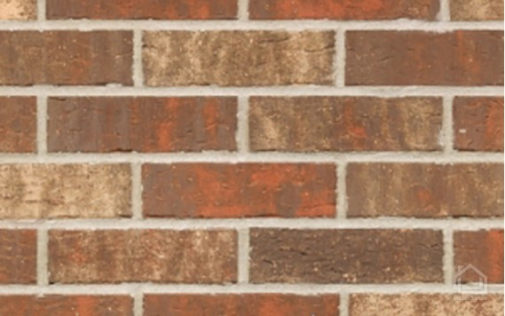 Клинкерная плитка KING KLINKER HF 16 Bastille wall