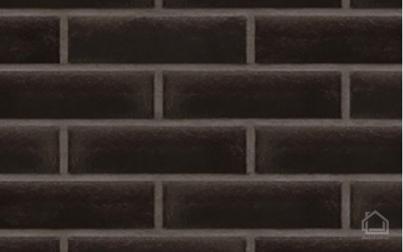 Клинкерная плитка KING KLINKER RF 17 Onyx black