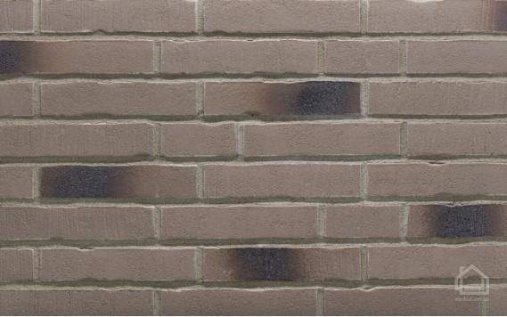 Клинкерная плитка STROEHER Handstrich цвет 393 Eisenasche