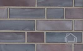 Клинкерная плитка STROEHER Keravette цвет 325 Achatblau bunt