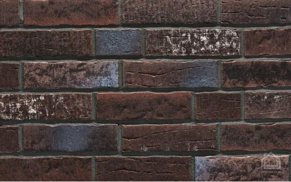 Клинкерная плитка STROEHER Steinlinge цвет 377 Platinbraun