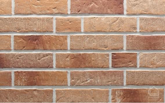 Клинкерная плитка STROEHER Zeitlos цвет 354 Bronzebruch