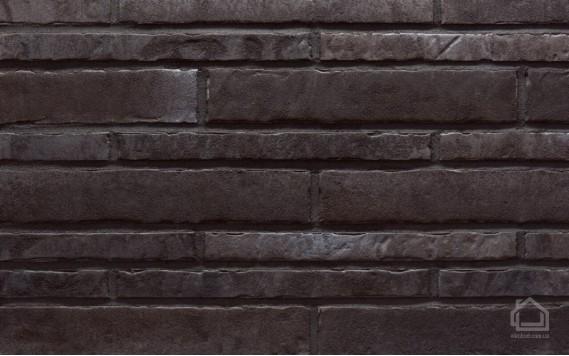 Клинкерная плитка STROEHER Zeitlos цвет 359 Kohleglanz
