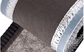 Коньковая вентиляционная лента MDM Blach-Vent Plus