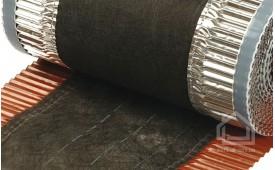 Коньковая вентиляционная лента MDM Vent-Roll 390