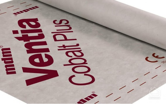 Кровельная мембрана MDM Ventia Cobalt Plus