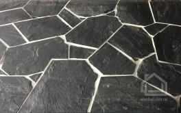 Полигональные плиты из сланца Altlayer Schiefer